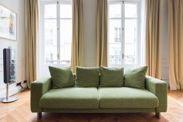 Luxury Design Champs Elysees Flat - фото 21