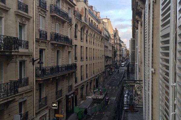 Luxury Design Champs Elysees Flat - фото 23