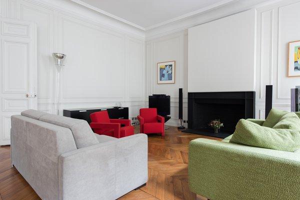 Luxury Design Champs Elysees Flat - фото 6