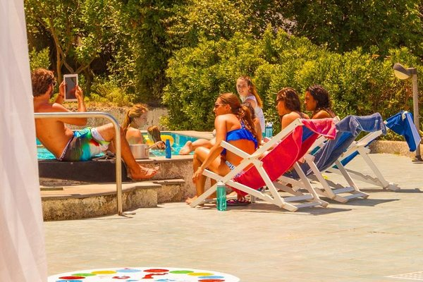 Paradise Beach Hostel - Ostello - 19