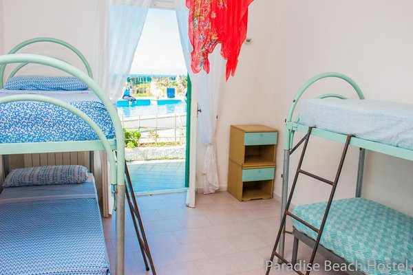 Paradise Beach Hostel - Ostello - 5