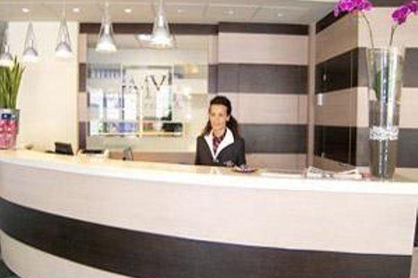 CDH Hotel La Spezia - фото 13