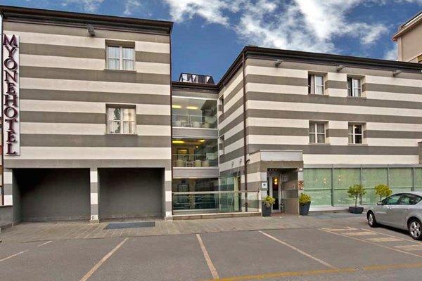 CDH Hotel La Spezia - фото 22