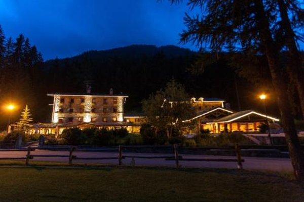Отель Chalet Eden - фото 22