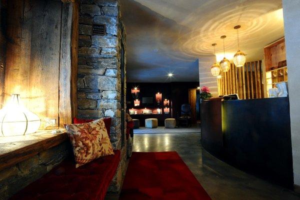 Отель Chalet Eden - фото 8