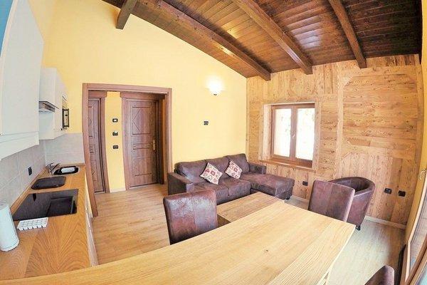 Chalet Alpina Hotel & Apartments - фото 15