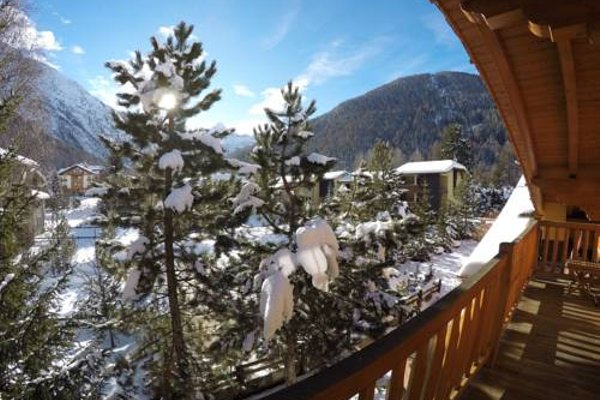Chalet Alpina Hotel & Apartments - фото 20