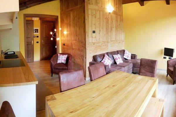 Chalet Alpina Hotel & Apartments - фото 6