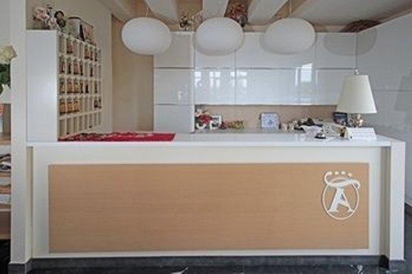 Hotel Aquilia - фото 8