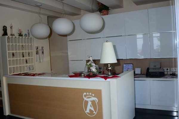 Hotel Aquilia - фото 9