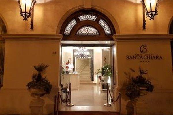Suite Hotel Santa Chiara - фото 12