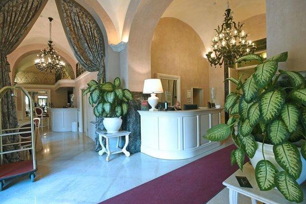 Suite Hotel Santa Chiara - фото 14