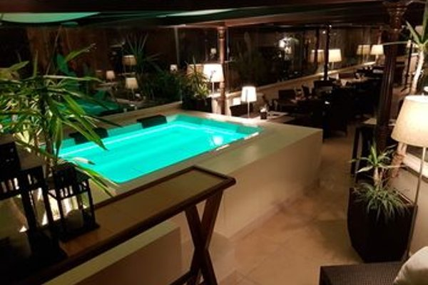 Suite Hotel Santa Chiara - фото 16