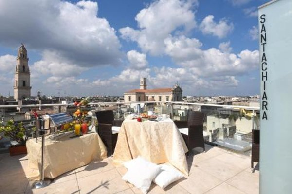 Suite Hotel Santa Chiara - фото 20