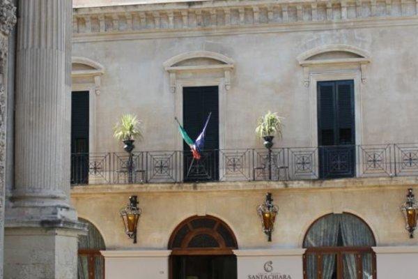 Suite Hotel Santa Chiara - фото 23