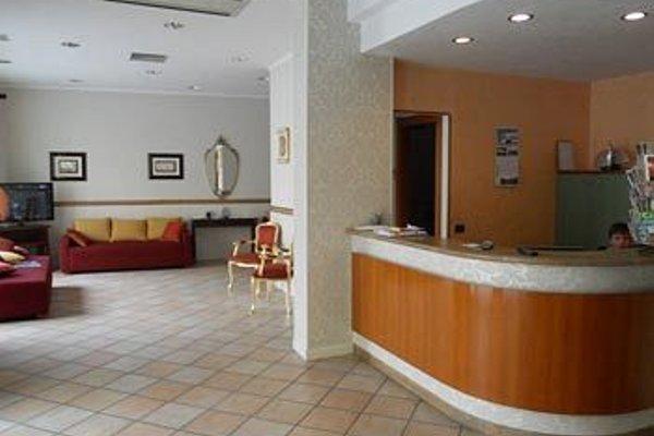 Hotel Pellegrino E Pace - фото 10