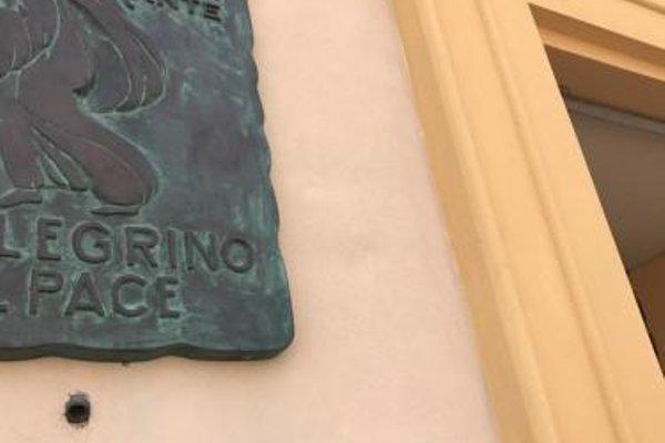 Hotel Pellegrino E Pace - фото 11
