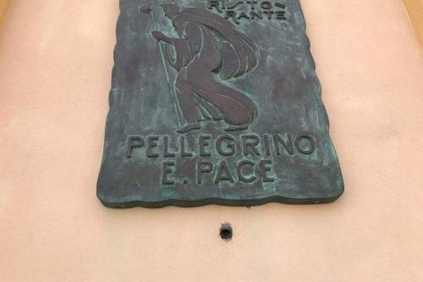 Hotel Pellegrino E Pace - фото 12