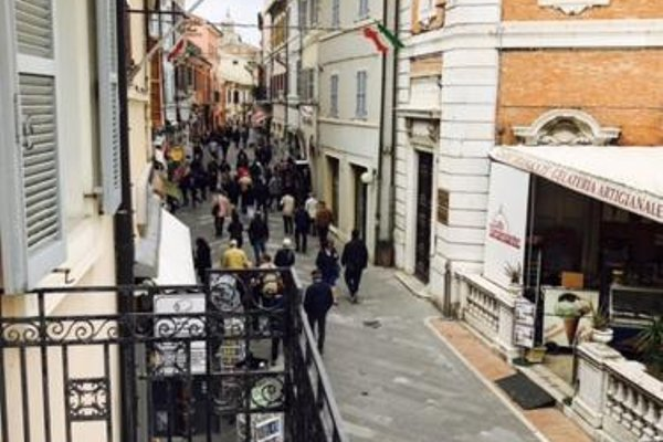 Hotel Pellegrino E Pace - фото 20