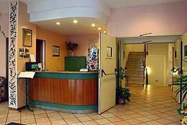 Hotel Pellegrino E Pace - фото 8