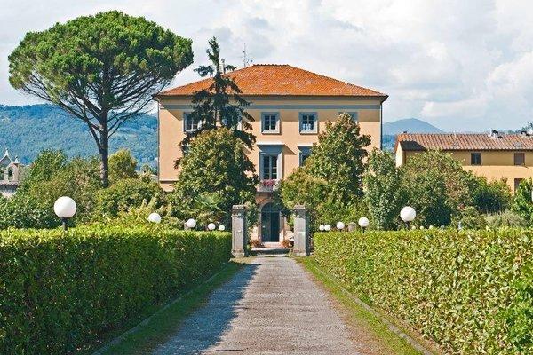 Villa Pardi Lucca - фото 14