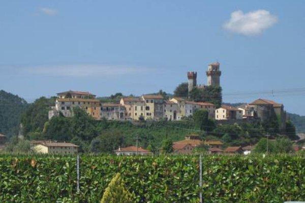 Villa Pardi Lucca - фото 17