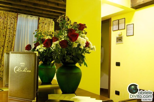 Hotel La Luna - фото 16