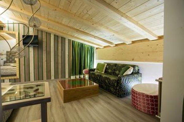 Design Oberosler Hotel - фото 16