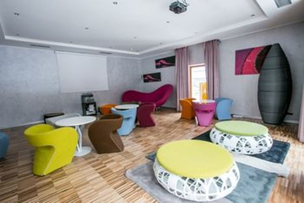 Design Oberosler Hotel - фото 6