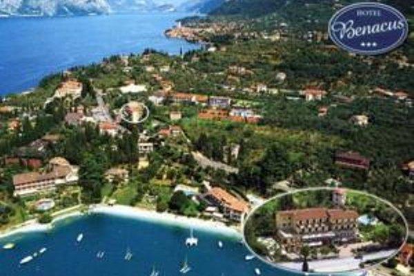 Hotel Benacus Malcesine - фото 23