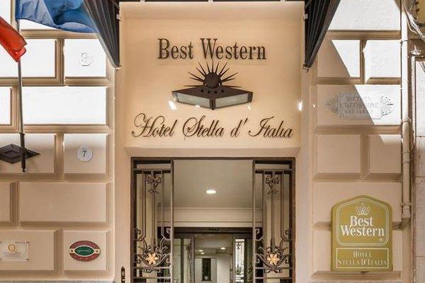 Best Western Hotel Stella d'Italia - фото 12