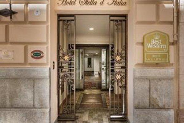 Best Western Hotel Stella d'Italia - фото 14