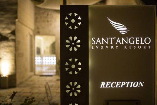Sant'Angelo Luxury Resort - фото 15