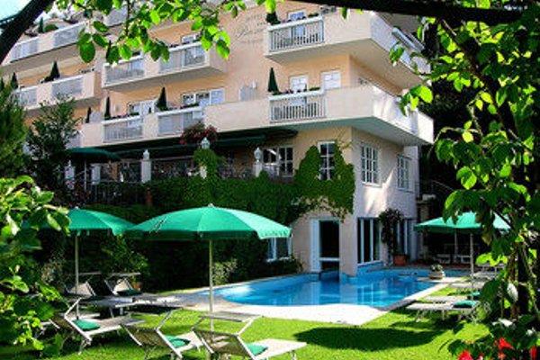Hotel Pienzenau Am Schlosspark - фото 22