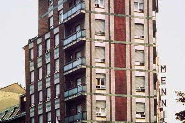 Отель Mennini - фото 22