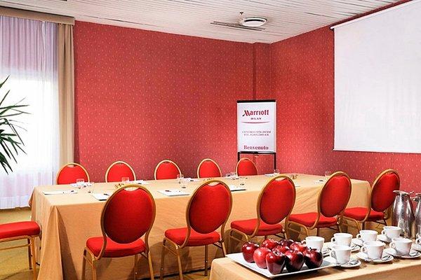 Milan Marriott Hotel - фото 15