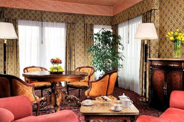 Milan Marriott Hotel - фото 20