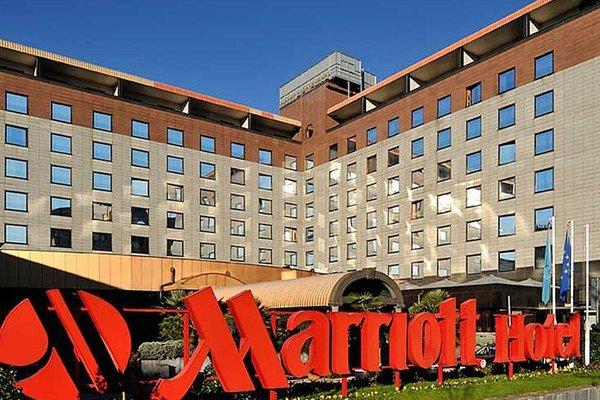 Milan Marriott Hotel - фото 21