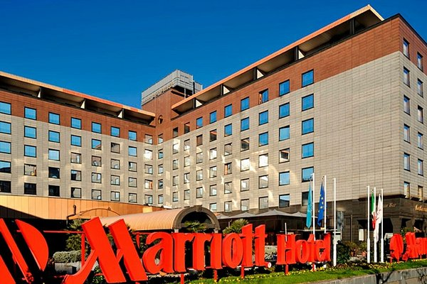 Milan Marriott Hotel - фото 22