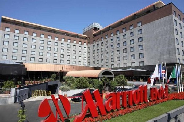Milan Marriott Hotel - фото 23