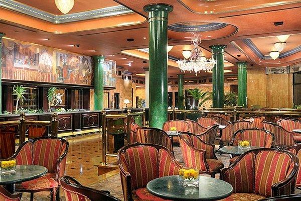 Milan Marriott Hotel - фото 6