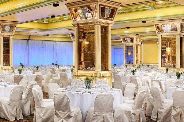 Milan Marriott Hotel - фото 7