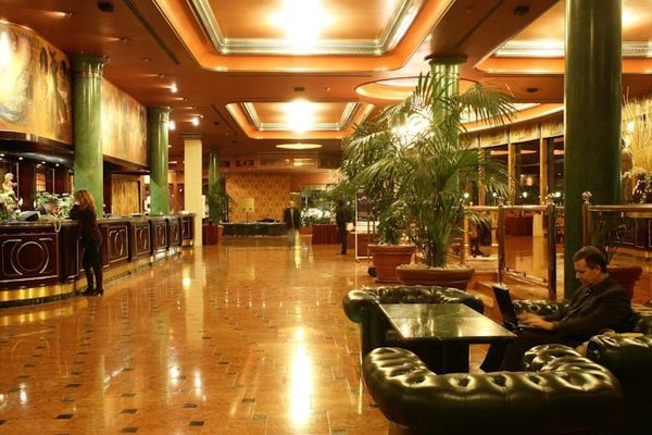 Milan Marriott Hotel - фото 9