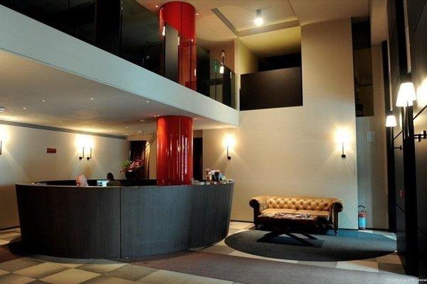 Отель Ambasciatori Milan - фото 15