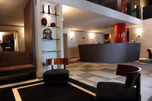 Отель Ambasciatori Milan - фото 17