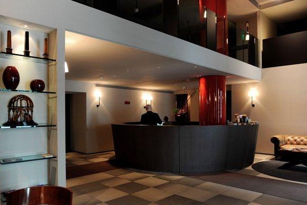Отель Ambasciatori Milan - фото 18