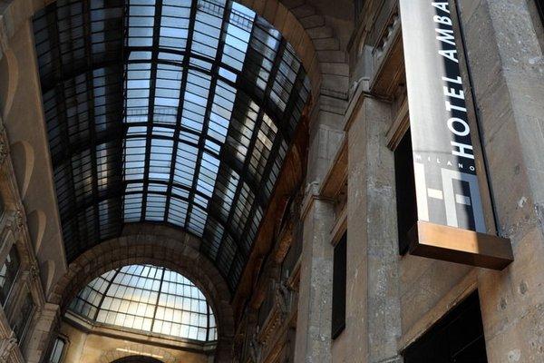 Отель Ambasciatori Milan - фото 20