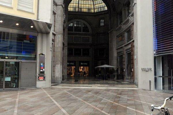 Отель Ambasciatori Milan - фото 23