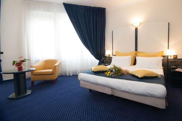 Отель Ambasciatori Milan - фото 3