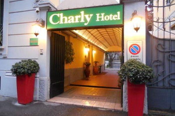 Hotel Charly - фото 23